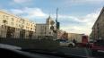 На Лиговском проспекте ДТП: серый автомобиль столкнулся ...