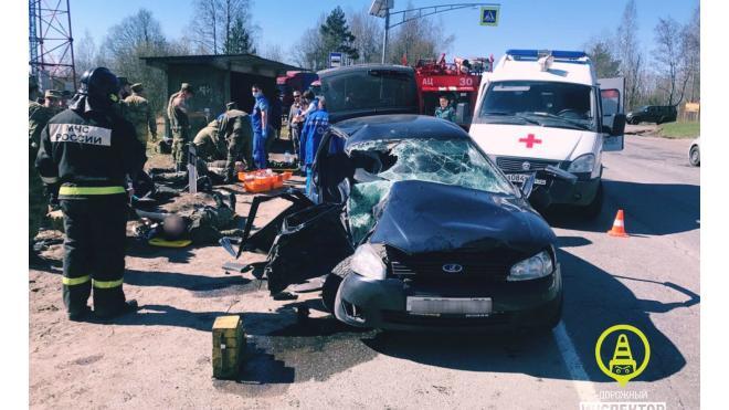 Суд вынес приговор по делу о ДТП на Гостилицком шоссе, после которого не выжил военный