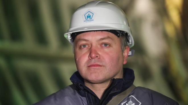 "Гендиректором ""Метростроя"" стал Иван Каргин"
