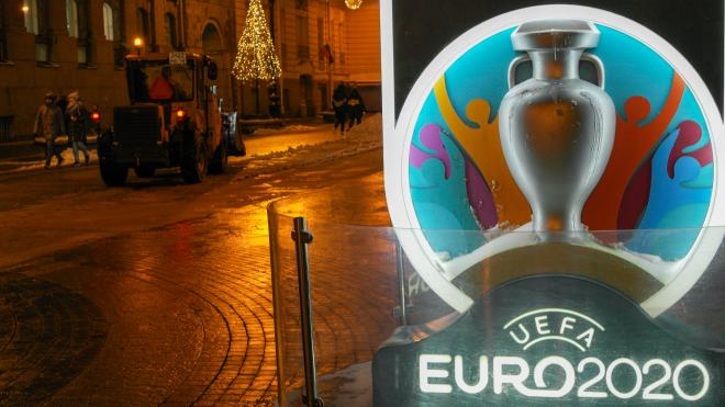 Фан-зону Евро-2020 на Дворцовой площади в Петербурге согласовали