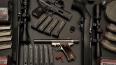 Полиция нашла еще два склада с оружием и боеприпасами