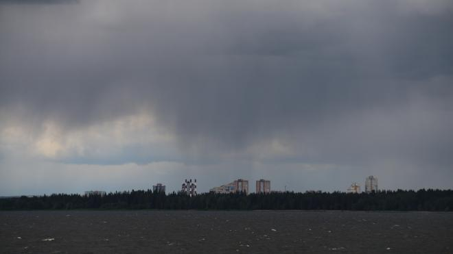 В понедельник в Ленобласти пройдут небольшие дожди