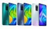 Дизайн нового Xiaomi Redmi Note 9 раскрыли до анонса