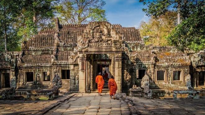 Петербургские туристы в Камбодже умерли от инфаркта