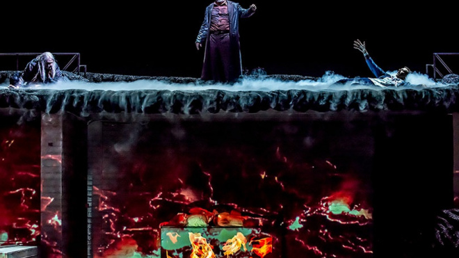 Опера Mein Herz Brennt