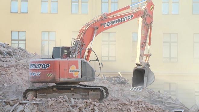 Чиновники рассказали о планах по строительству социальной инфраструктуры в Петербурге на 2019 год