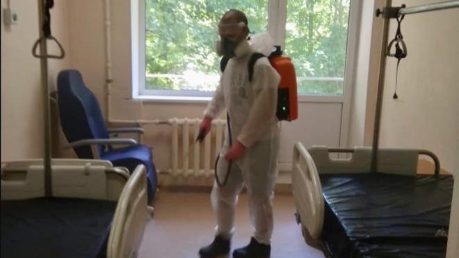 Больница им. Семашко в Петербурге планирует вернуться к штатной работе в конце июля