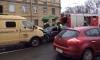 Иномарка влетела в инкассаторов на проспекте Качалова: могут быть погибшие