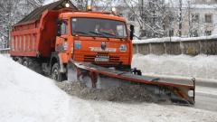 Дорожные службы Ленобласти использовали за три выходных 200 тонн соли для обработки покрытий