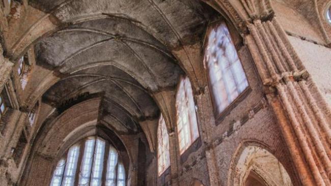 Бюджет Петербурга ассигновал 19,3 млн рублей на реставрацию крыши костела Сердца Иисуса на Бабушкина