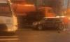 На Бабушкина столкнулись MINI Cooper и маршрутка: среди пострадавших ребенок