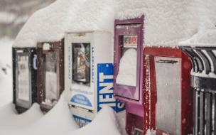 В четверг жителей Северной столицы и ее окрестностей ожидает резкое похолодание и метель