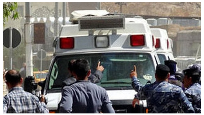 Правительство Ирака ввело военное положение в столице