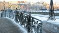 "Синоптики пообещали 27 января ""минус"" и снег в Петербург..."