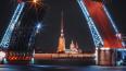 В Петербурге в ночь с 23 на 24 августа два моста разведу...