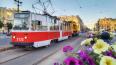 С 1 по 3 июня на проспекте Стачек изменили маршруты ...