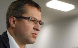 Президент БК Спартак Александр Урицкий в прямом эфире Piter.TV