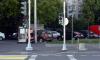 В Петербурге появился первый светофор для велосипедистов