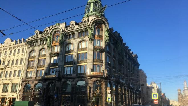 На Невском проспекте пустует почти 15% помещений