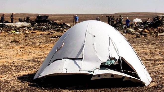 Взрывчатку С-4 на борт A321 пронесли в алюминиевой банке из-под лимонада