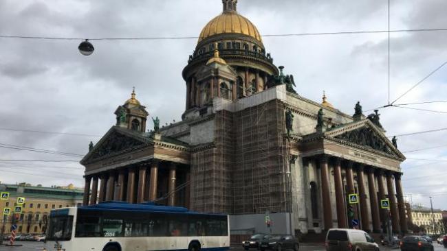 Туристический бизнес Петербурга переживает кризис второй год подряд