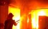В пожаре на проспекте Культуры сгорели престарелый отец и сын