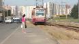 В Приморском районе отремонтируют трамвайные пути ...