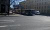 На площади Климова водитель троллейбуса упал на дорогу без сознания по трем разным причинам