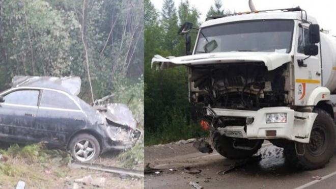 """Число жертв ДТП на трассе """"Лена"""" в Якутии выросло до шести"""
