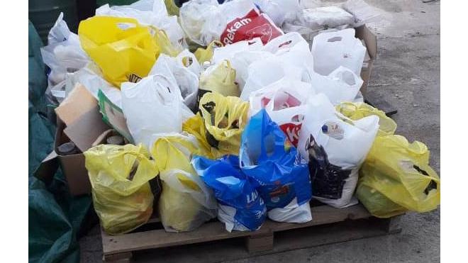 Экологи обнаружили в петербургской квартире более 400 кг химреагентов
