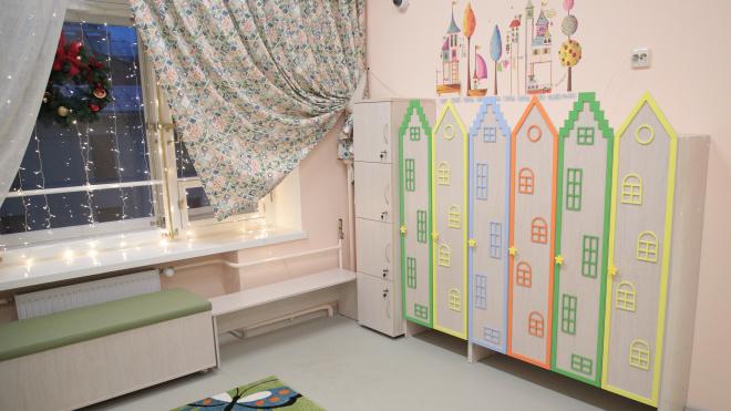 За 2019 год в Петербурге открылось рекордное количество детских садов