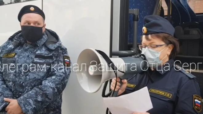 Адвокаты заявили о визите силовиков в Среднеуральском монастыре