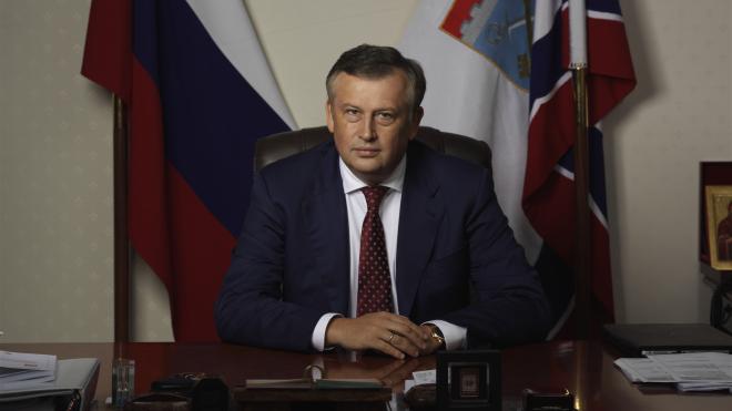 На следующей неделе состоится прямая телефонная линия с губернатором Ленинградской области