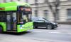 В Петербурге троллейбус на автономном ходу отбуксировали в парк из-за сбоя