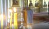 Митрополит Варсонофий провел богослужение в восстановленном Воскресенском соборе