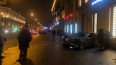 На проспекте Стачек иномарка врезалась в отечественный ...