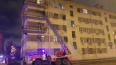 При пожаре в коммуналке на Обводном канале пострадали ...