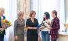 Петербургским семьям торжественно вручили сертификаты на материнский капитал