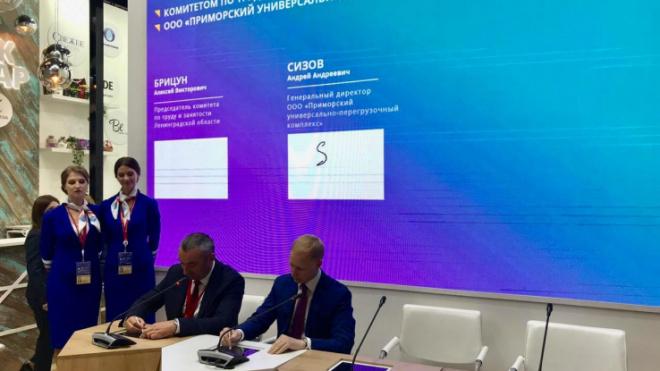 Более трех тысяч рабочих мест появится на терминалах Приморского универсально-перегрузочного комплекса