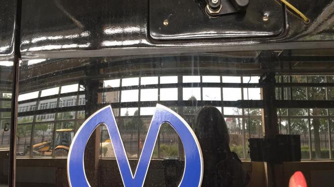 В Петербурге утром в метро образовалась давка из-за сломанного состава