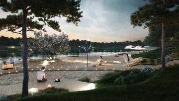 В Ленобласти на реке Суйде построят общественную набереж...