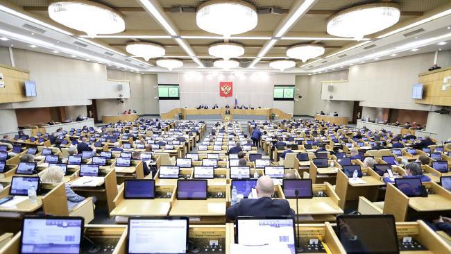 Госдума России приняла в третьем чтении закон, позволяющий Путину снова баллотироваться на пост президента