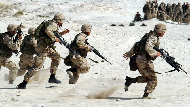 Россия потребовала от США объяснить присутствие американских военных в Сирии