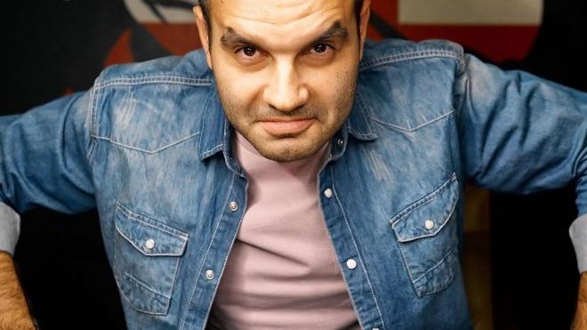 Стендап-комик выступит на сцене Александринки
