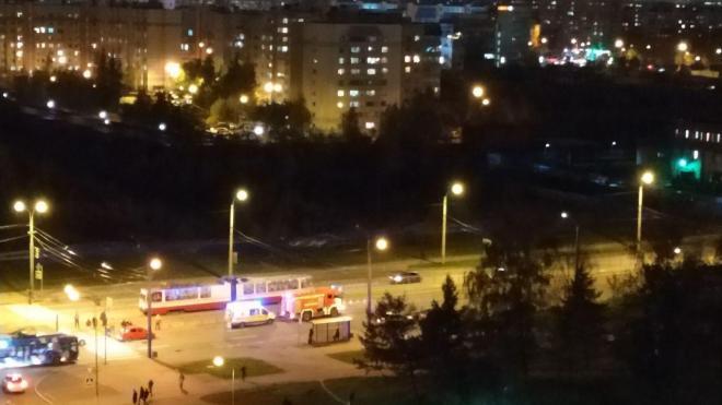 В Невском районе сбили трех пешеходов