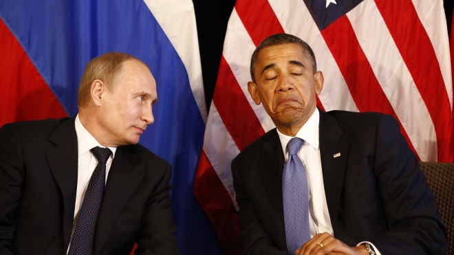 Барак Обама высоко оценил действия России