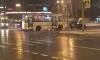 Еще два ДТП с маршрутками произошло в Петербурге за вечер