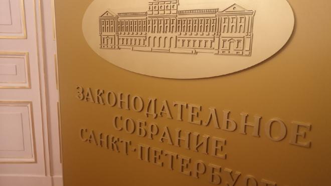 Петербургские депутаты поддержали увеличение городского резервного фонда