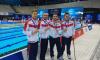 Петербургские пловцы с ограниченными возможностями вошли в число лучших на чемпионате мира