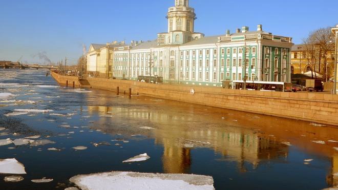 Во вторник в Петербурге будет плюсовая температура, без осадков